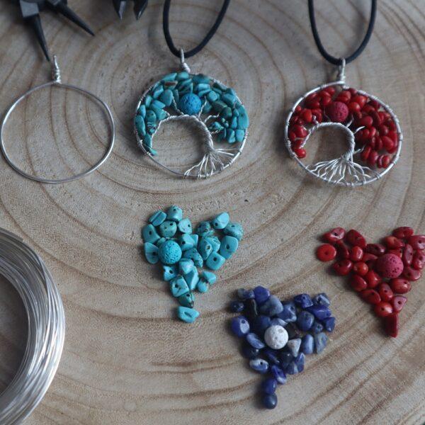 Baza rotunda bijuterie