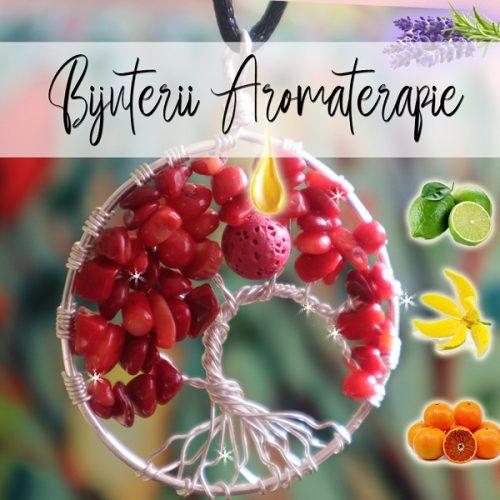 Bijuterii aromaterapie