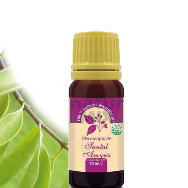 ulei esential de santal 10ml herbavit